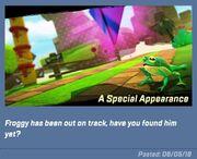 Froggy Speed Battle
