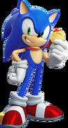 Mario&Sonic2020 MedalSonic