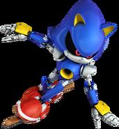 Mario & Sonic 2010 - Metal Sonic