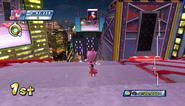 Mario Sonic Olympic Winter Games Gameplay 184
