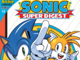 Archie Sonic Super Digest Issue 14