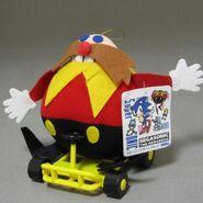 SegaSonic Kart Eggman
