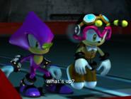 Sonic Heroes cutscene 147