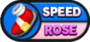 Sonic Runners Speed Rose