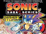 Sonic Saga Series Volume 1: Darkest Storm