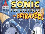 Archie Sonic the Hedgehog Issue 220