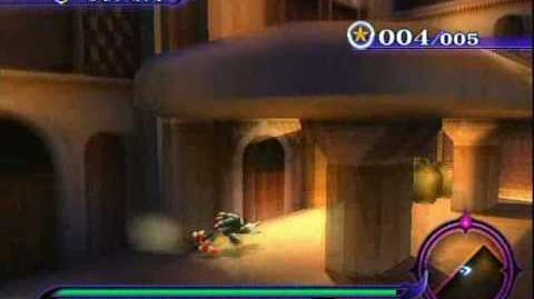 Sonic Unleashed (Wii) - Shamar Night Missions