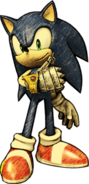 Sonic pose 103