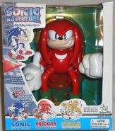 Toy Island Sonic Adventure CTAF Knuckles