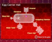 Egg Carrier Hall