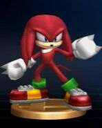 Knuckles Trophy