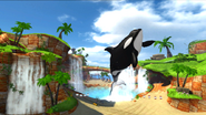 Loading Screen - Seaside Hill - Whale Lagoon