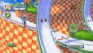 Mario Sonic Olympic Winter Games Gameplay 209