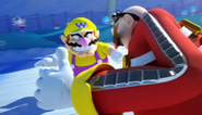 Mario Sonic Olympic Winter Games Opening 64