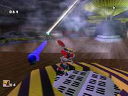 SA Gamma vs Sonic DC 3
