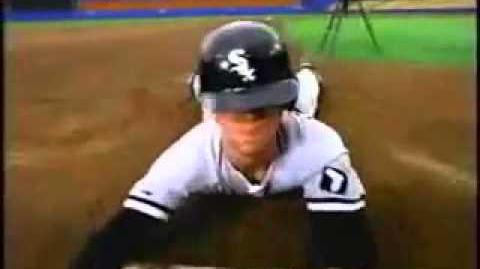 Sega World Series Baseball (Sega Genesis Mega Drive) - Retro Video Game Commercial Ad