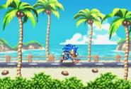 Sonic Advance trailer 2