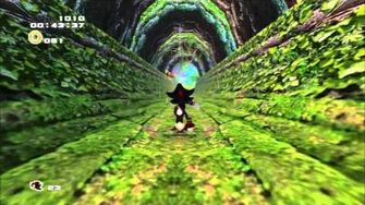 Sonic Adventure 2 (PS3) White Jungle Mission 2 A Rank