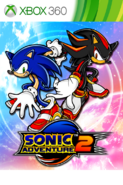 Sonic Adventure 2 XONE box art