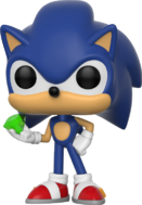 Sonic Pop! with Chaos Emerald