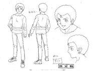 Sonic X Concept Art 058