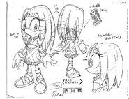 Sonic X Concept Art 09