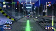 Sonic en final factory