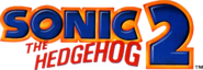 Sonic the Hedgehog 2 Logo