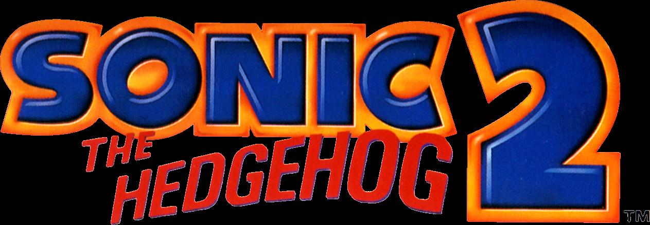 File:Sonic the Hedgehog 2 Logo.png