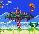 Mecha Sonic's Super State