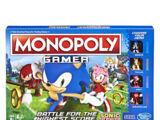 Monopoly Gamer: Sonic the Hedgehog