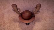 S1E05 Jackalope Lodge hat