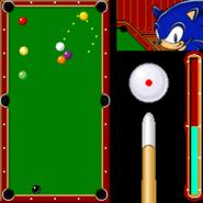 Sonic Billiards 9