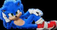 Sonic Film Sonic Artwork 8