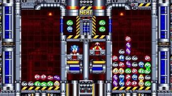 Sonic Mania Boss 4 - Mean Bean Machine