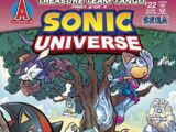 Sonic Universe Issue 22