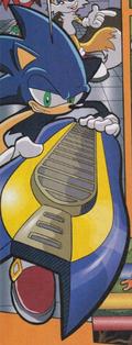 Blue Star Archie Comics