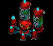 Colors Wii Model Capsule
