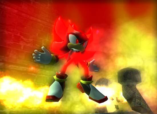 Dark Shadow Sonic News Network Fandom Powered By Wikia