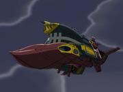 Egg Carrier Sonic X