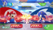 Mario & Sonic at the Rio 2016 Olympic Games - Heroes Showdown Equestrian Competitors