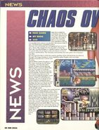 MeanMachines Chaotix 1