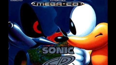 Sonic CD - Cosmic Eternity