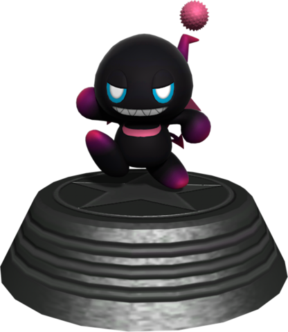 File:Sonic Generations Dark Chao Statue.png