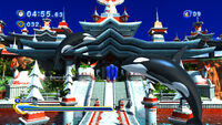Sonic Generations Seaside Hill Orca