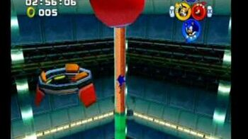 Sonic Heroes - Power Plant - Super Hard