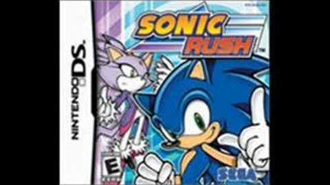 """Sonic Rush Theme """"New Day"""" Music"""