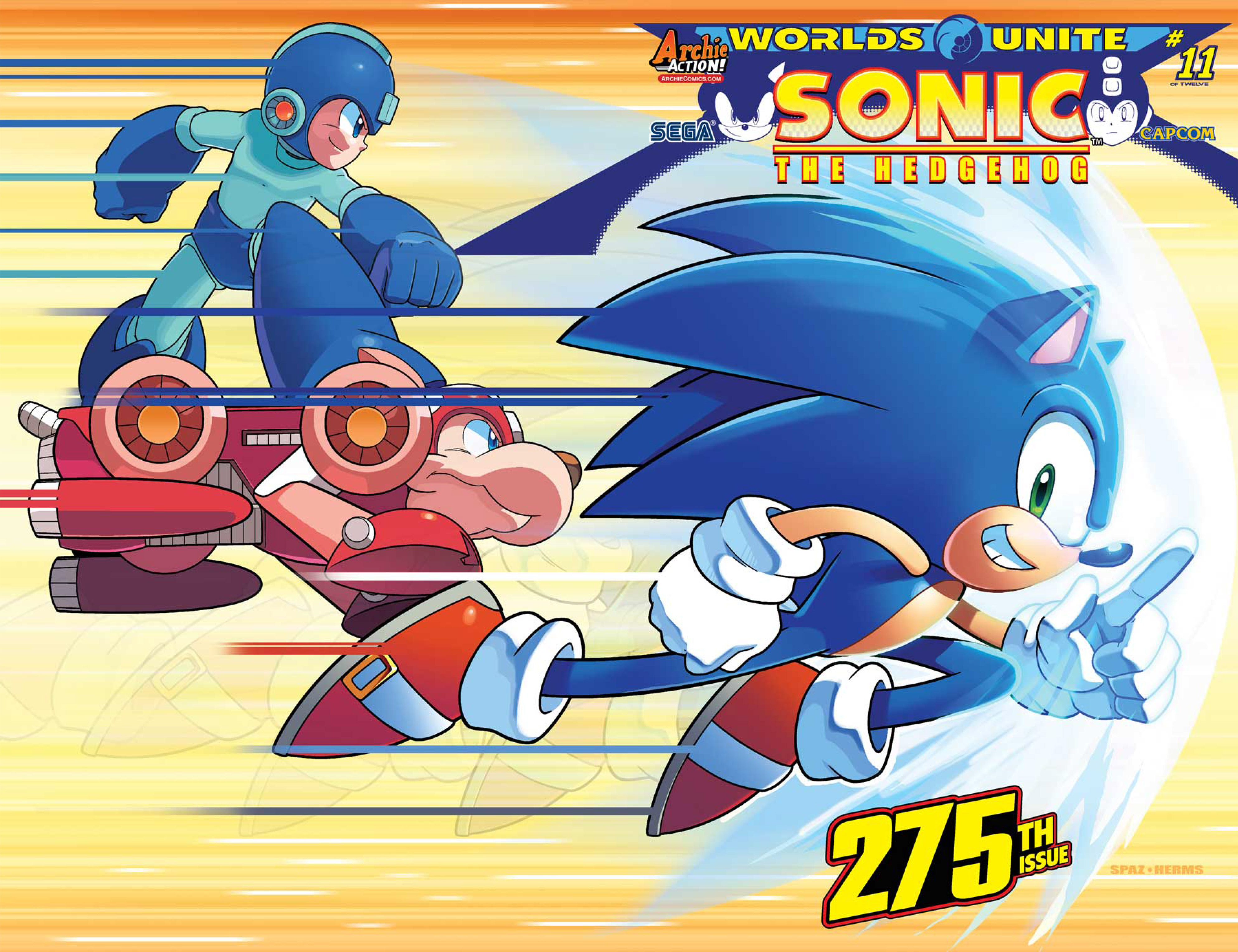 sonic the hedgehog archie comic series sonic news network