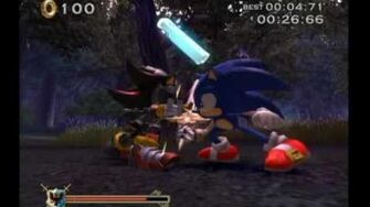 Sonic and the Black Knight - Sir Lancelot