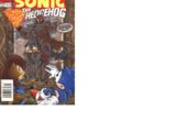 Archie Sonic the Hedgehog Issue 36